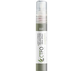 CBD Anti-Stress Relaxation Oral Spray - 8ml